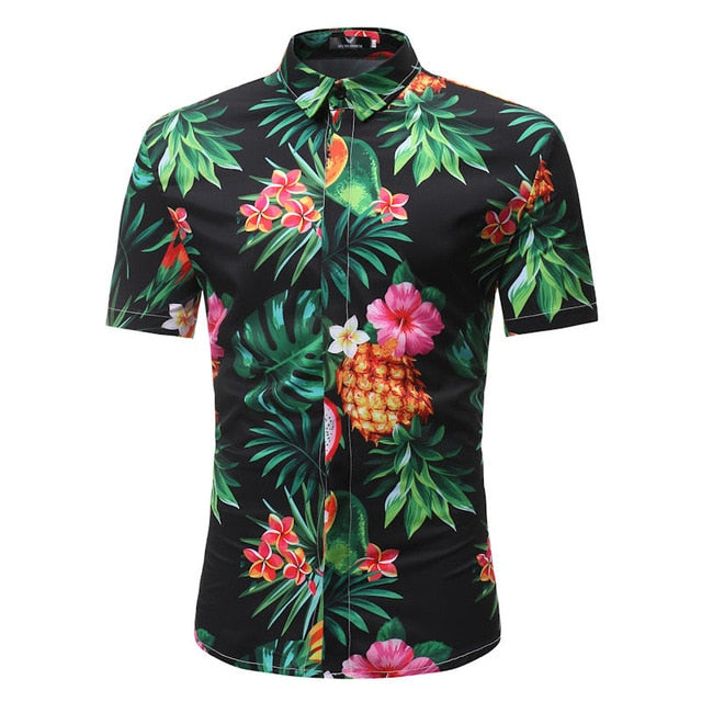 Camisa Tropical Punch