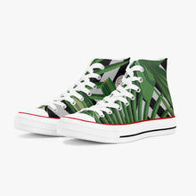 Load image into Gallery viewer, Alchemist Tropical Camo Canvas Sneakers