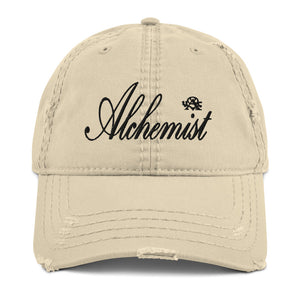 Alchemical - Distressed Dad Hat