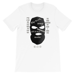 Ski Mask Way - Designer T-Shirt