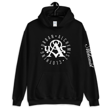 Load image into Gallery viewer, Alchemist Tight Circle, No Squares Logo Hoodie