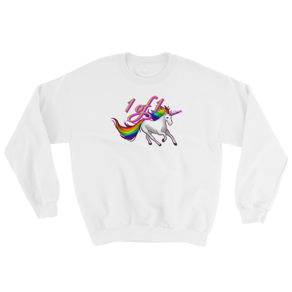 1 of 1 - Designer Sweatshirt