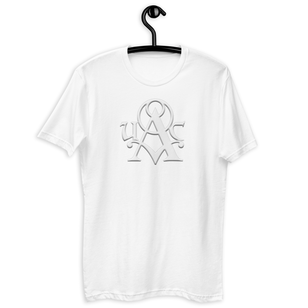 Alchemist White Logo - Short Sleeve T-shirt