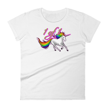 Load image into Gallery viewer, 1 Of 1 - Designer Women's t-shirt
