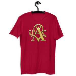 Alchemist Gold Logo - Short Sleeve T-shirt