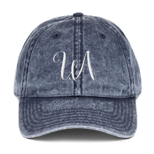 Load image into Gallery viewer, UA Storybook - Vintage Cotton Twill Cap