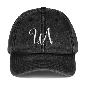 UA Storybook - Vintage Cotton Twill Cap