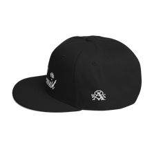Load image into Gallery viewer, Alchemist Scripted White Font - Snapback Hat