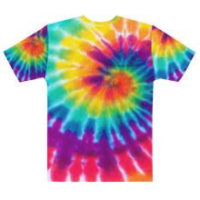 Load image into Gallery viewer, Alchemist White Logo Tie-Dye T-shirt