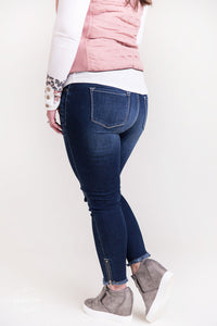 Uniquely You KanCan Jeans [Ankle Zipper]