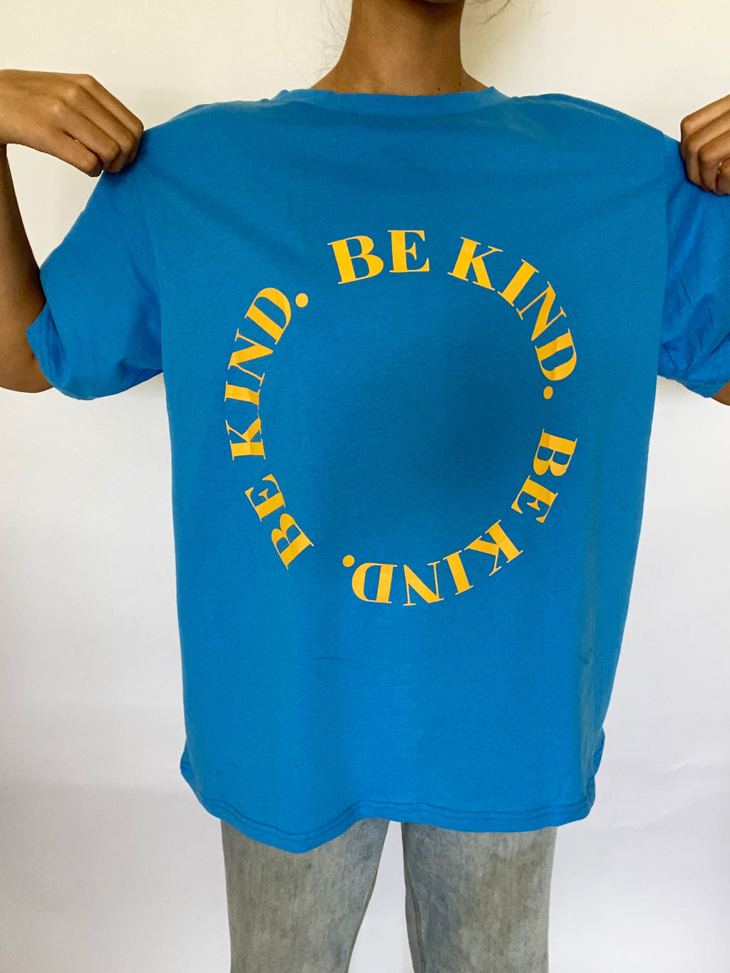 Be Kind Oversized Tee