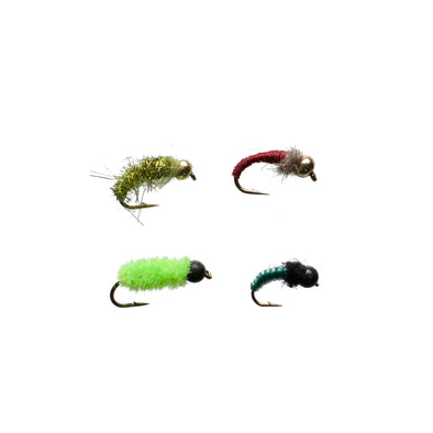 CADDIS NYMPH ASSORTMENT