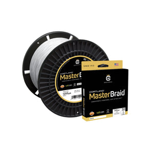 Cortland Master Braid - White