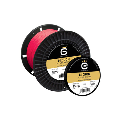 MICRON FLY LINE BACKING - PINK