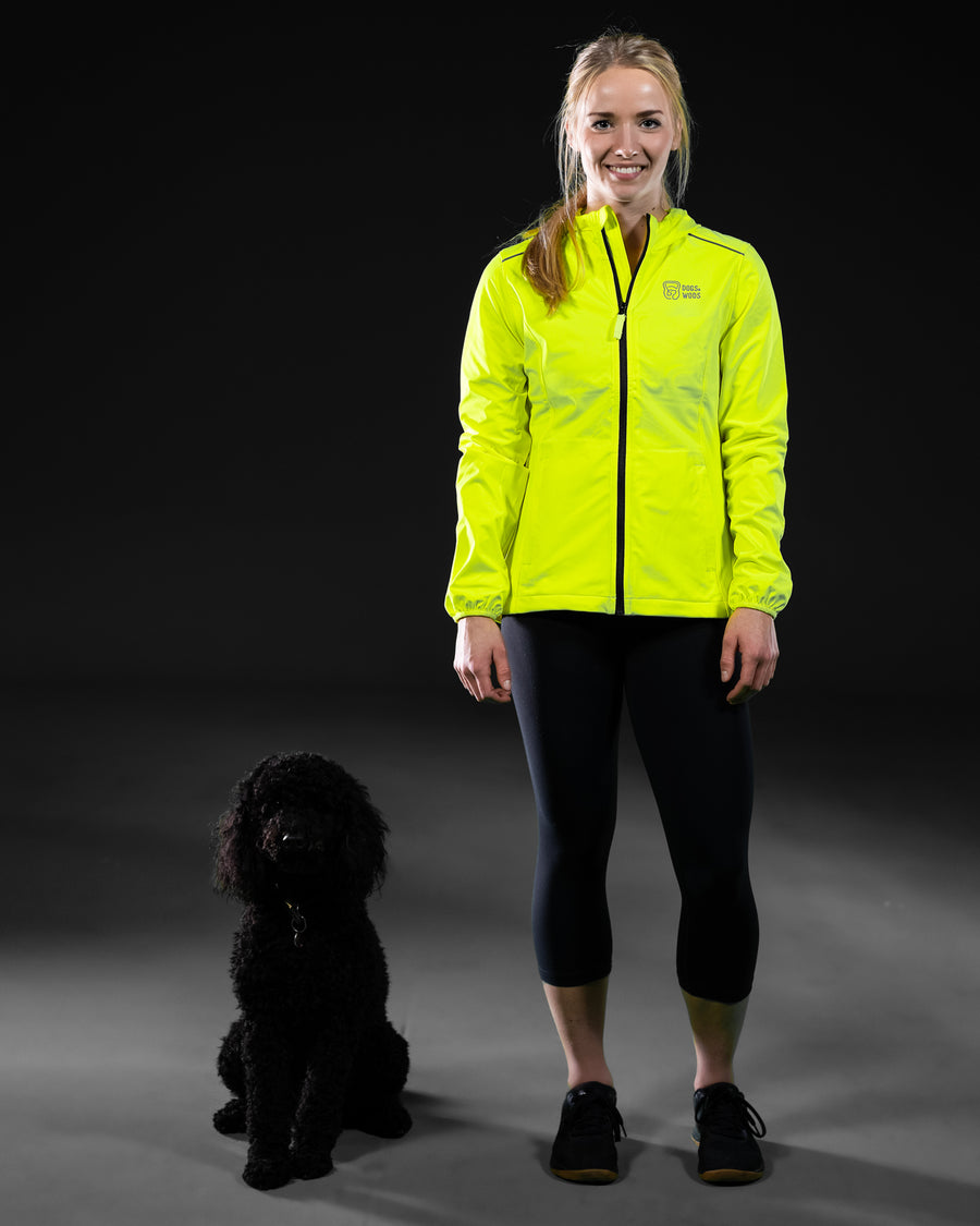 Womens 'Dogs n Wods' High Vis Layer