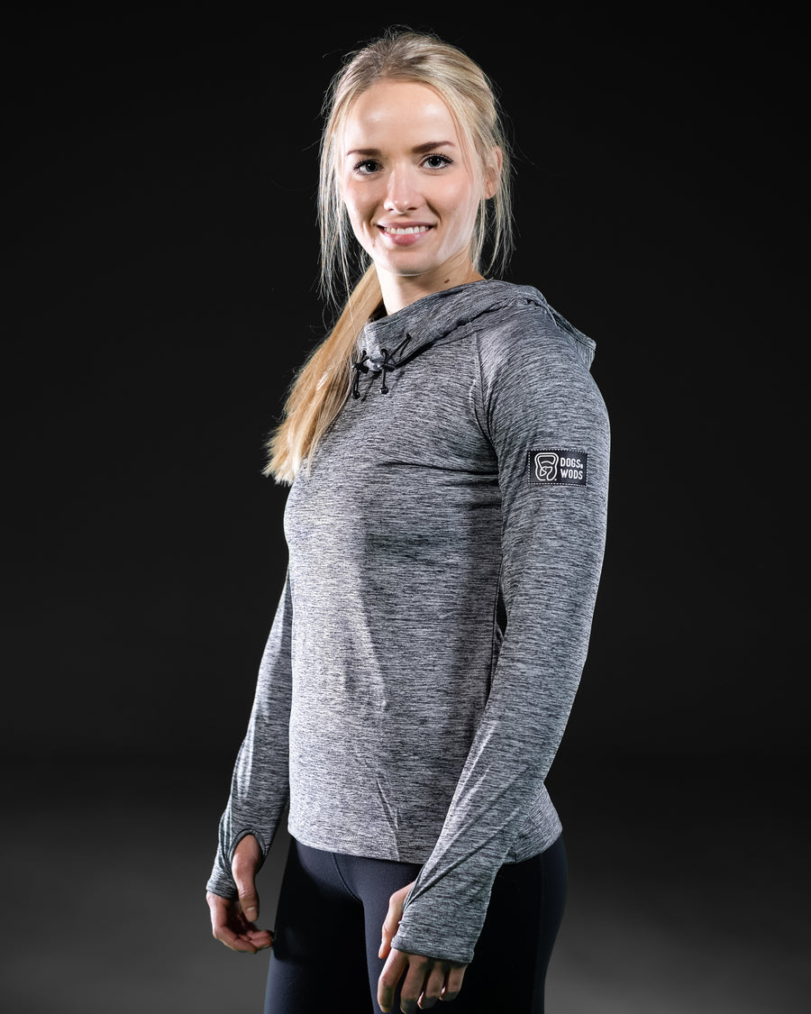 Womens Athletic Top Layer