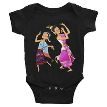 Load image into Gallery viewer, Infant Bodysuit of Lao Girls Dancing