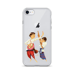 Lao Musicians iPhone Case