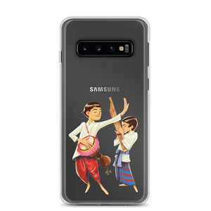 Lao Musicians Samsung Phone Case