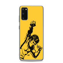 Load image into Gallery viewer, Bruce Lee Punch Fan Art Samsung Phone Case