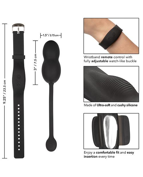 Wristband Remote Ultra Soft Kegel System