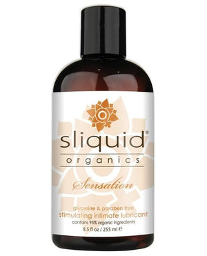 Sliquid Organics Sensation Stimulating Lube - 60 Ml