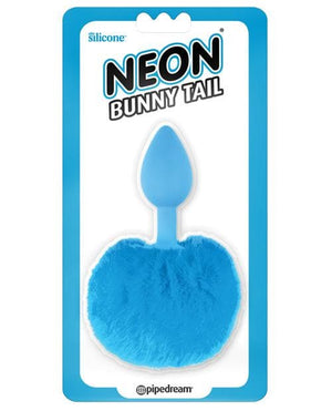 Neon Luv Touch Bunny Tail