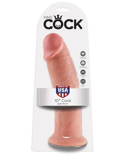 """King Cock 10"""" Cock"""