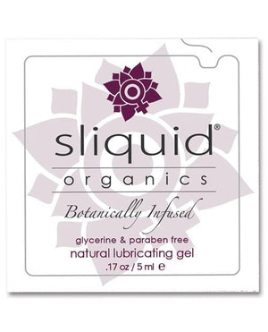 Sliquid Organics Natural Lubricating Gel - 255 ml