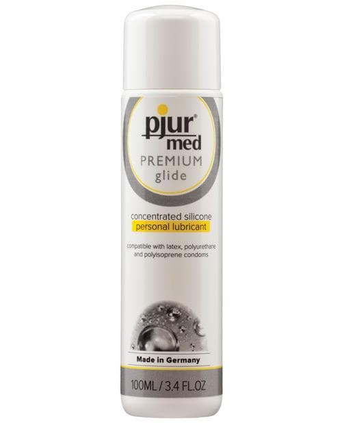 Pjur Premium Glide Silicone Based - 100 Ml Bottle