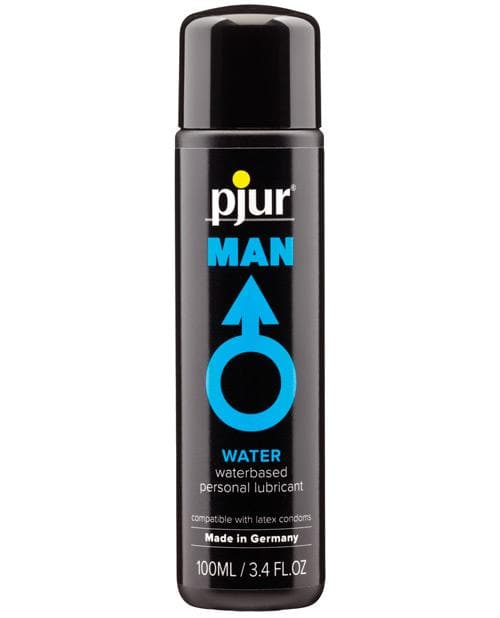 Pjur Man Water Based Personal Lubricant - 100 Ml Bottle