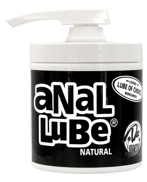 Doc's Waterbased Anal Lube - 4.5 Oz