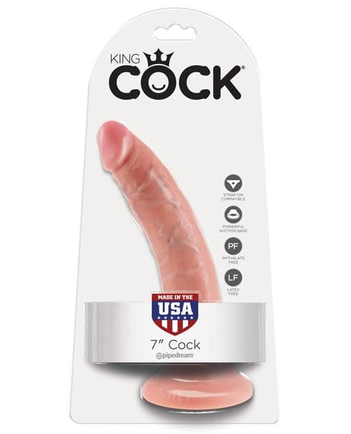 """King Cock 7"""" Cock"