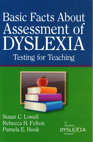 Basic Facts about Assessment of Dyslexia