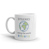 See the World Differently Mug