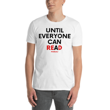 Load image into Gallery viewer, REaD Awareness Month Short-Sleeve Unisex T-Shirt