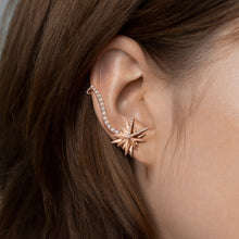 Load image into Gallery viewer, Montana Gold Ear cuff