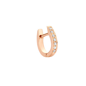 Monaco Rose Gold Earring