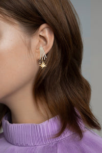 Geneva Gold Ear cuff