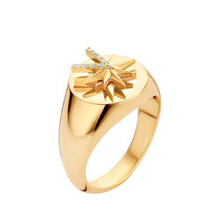 Portofino Gold Ring