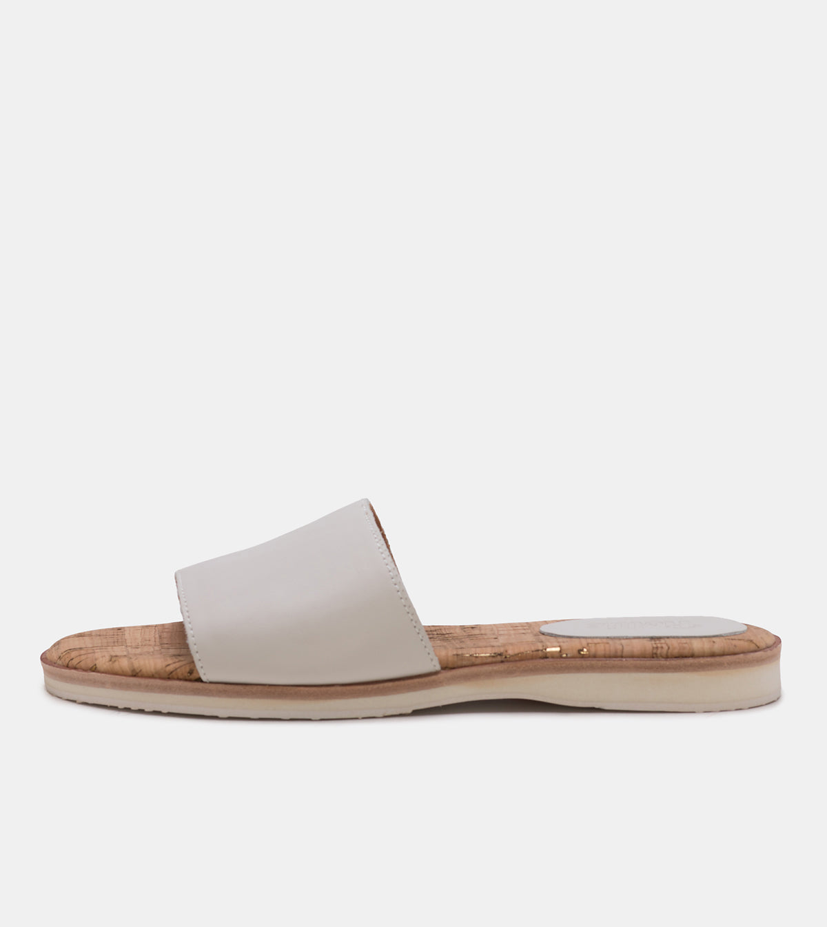 Sandal Slide White