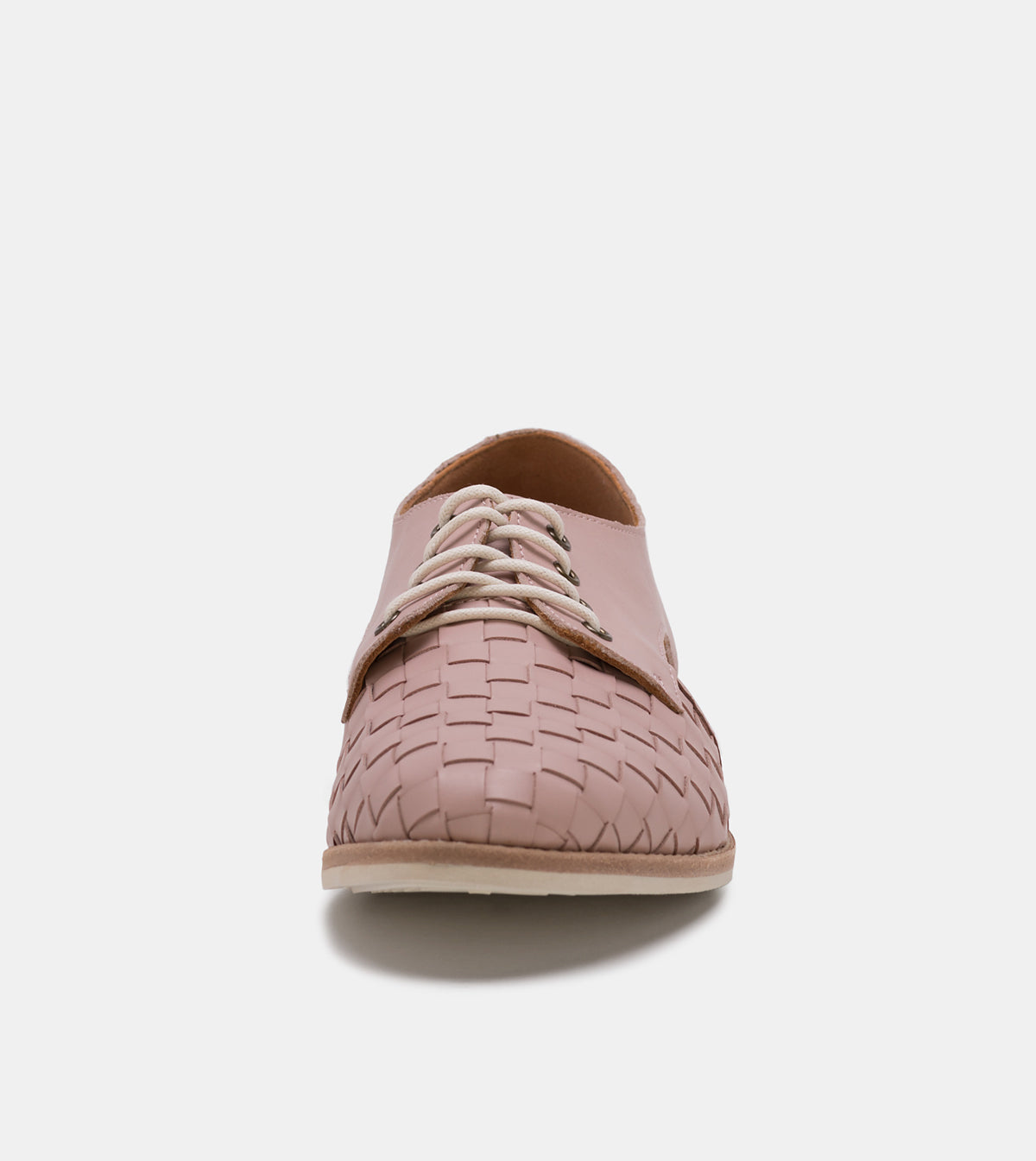 Sidecut Woven Snow Pink