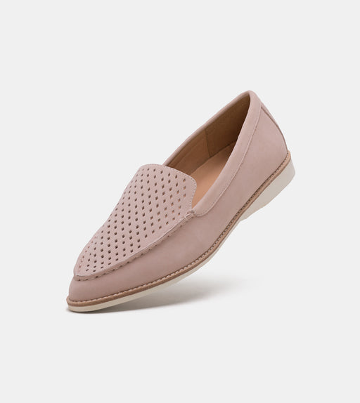 Madison Loafer Punch Snow Pink