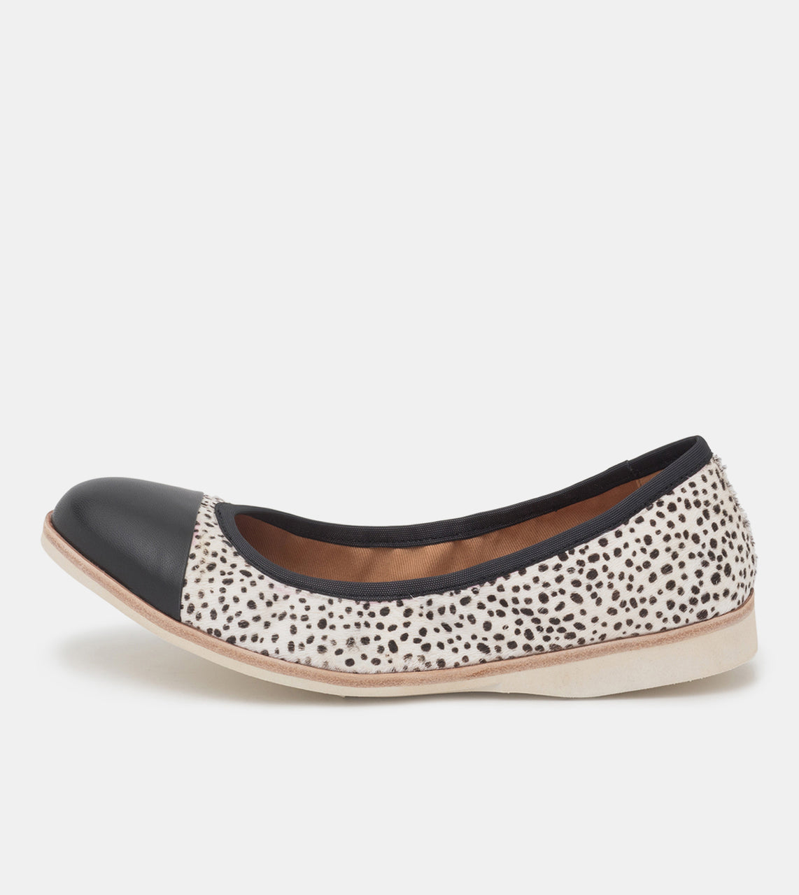 Ballet Snow Leopard/Black Toe