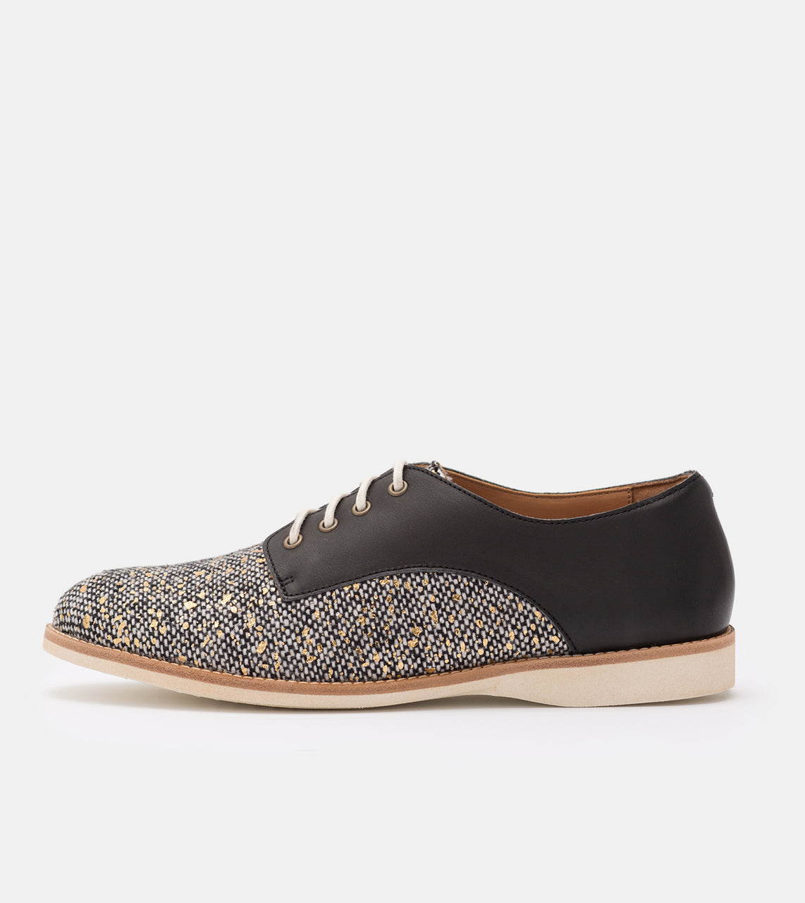 Derby Tweed/Black