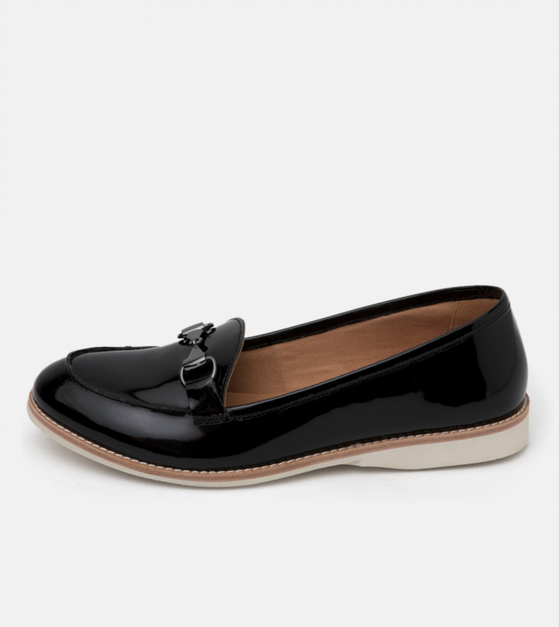 Loafer Black Patent