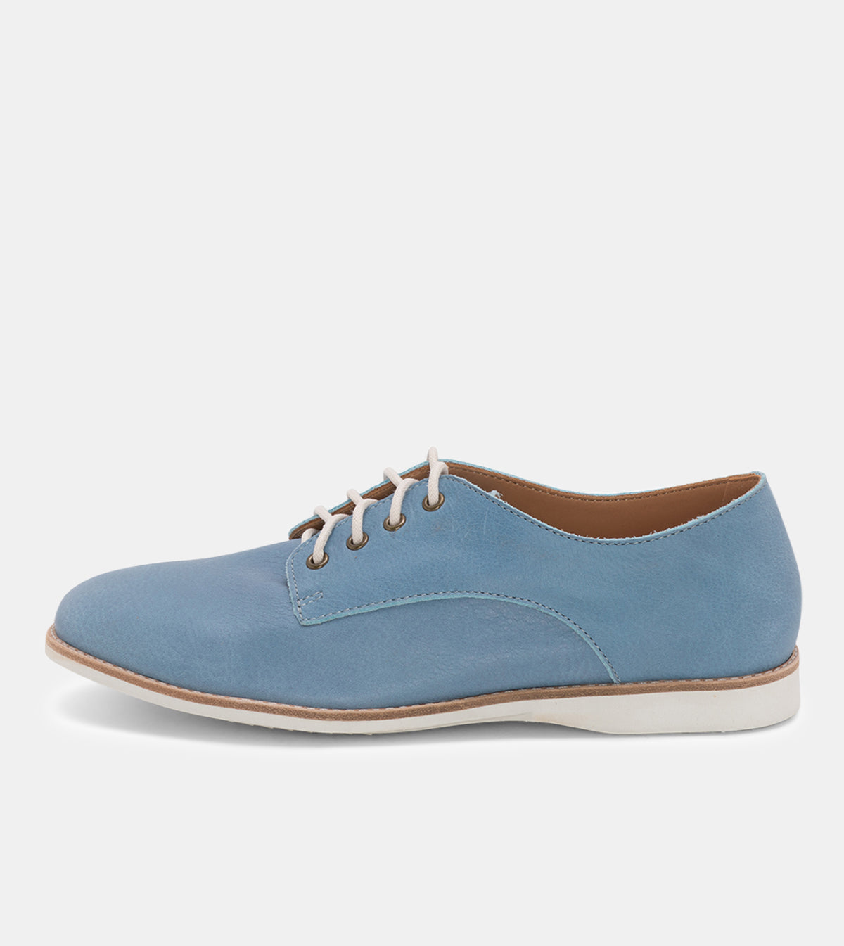 Derby Unlined Pale Blue