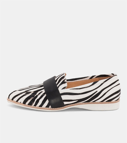 Madison Albert Strap Zebra Pony
