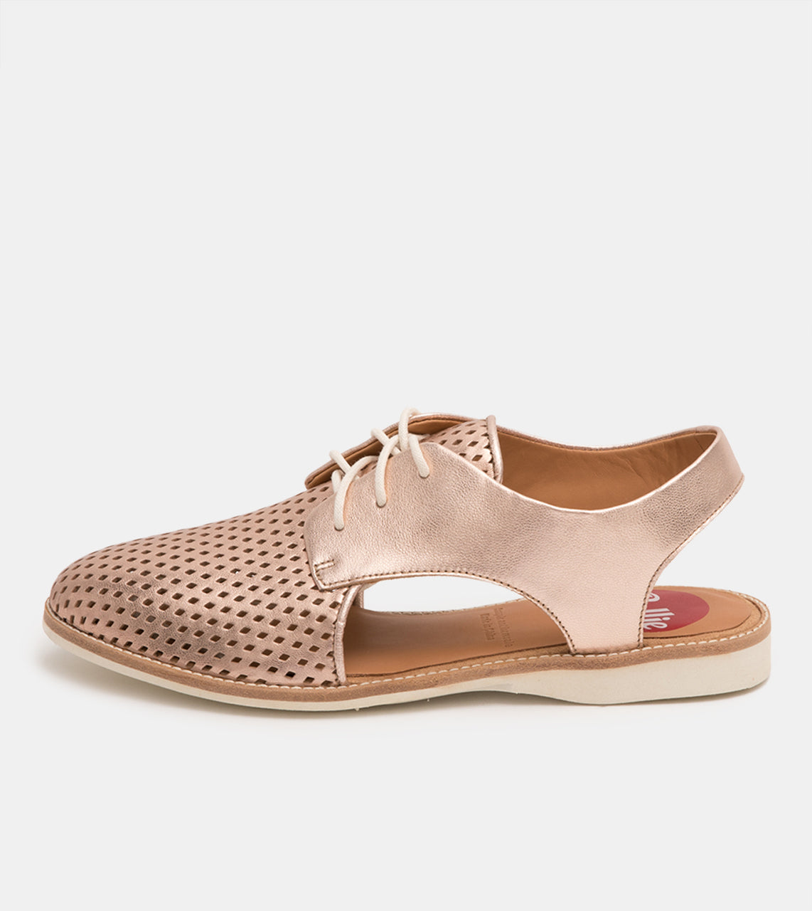 Slingback Punch Rose Gold