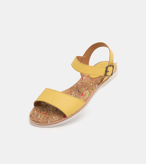 Sandal Yellow